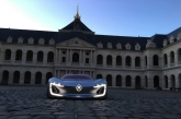 Renault's concept TreZor Wins Concept Car Title