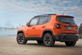 Lunch-time-drive-time with the Jeep Renegade