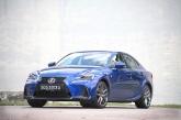 Lexus IS 200t F-Sport | Aging Gracefully