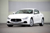 Maserati Ghibli V6 | Against The Norm