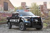 Ford puts the 5-0 in 'F-150' with the 2018 Ford F-150 Police Responder