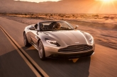 DB11 goes roofless