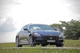 Maserati Quattroporte GranLusso | His Royal Sportiness