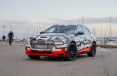 Meet The Audi e-Tron Prototype