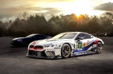 BMW Returns To Le Mans With 8 Series Coupe