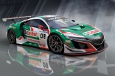 Castrol Honda Racing Enters SPA 24 Hours