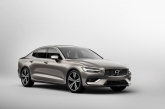 Volvo's First Made In The USA Saloon Debuts