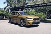 BMW X2 sDrive20i M Sport X | The Young Ones