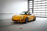 Porsche Rebuilds A Classic 911