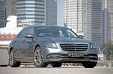 Mercedes-Benz S450 L - The Classy Sleeper