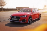 Roads Not Included | Audi RS4 Avant