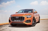 Sleek Utility Vehicle | Audi Q8 3.0 TFSI