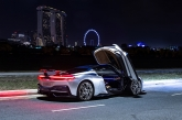 Pininfarina Battista showcased in Singapore