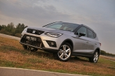 A week with the SEAT Arona FR