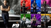 Fast And Furious 9 Posters Revealed