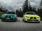 New BMW M3 and M4 break cover