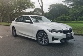 Five things BMW surprised us with in the base 318i