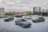 The Aston Martin DBX arrives in Singapore