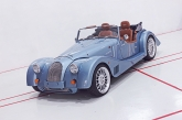 British sports car maker Morgan arrives in Singapore