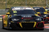 Remarkable first victory in the new Audi RS3 LMS for privateer Gilles Magnus ...