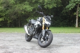 The roadster... | BMW G310R
