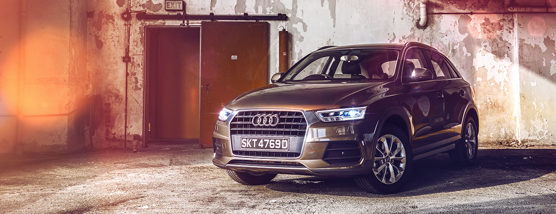 Audi's updated Q3 1.4 TFSI tested!