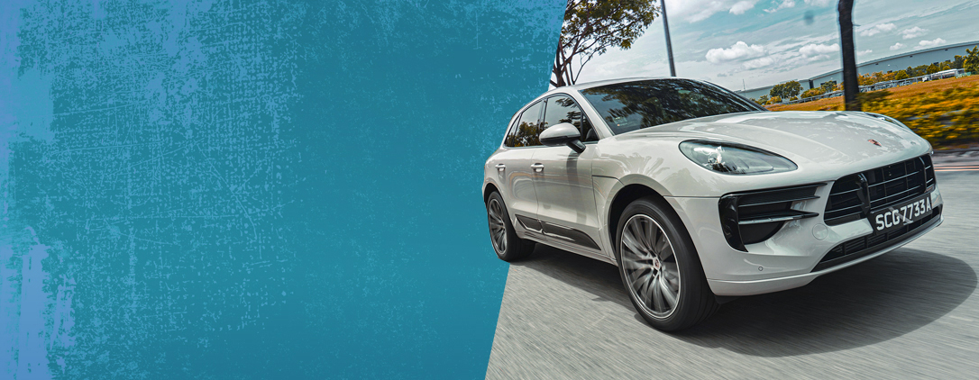 5 reasons why a Porsche SUV ticks all the right boxes